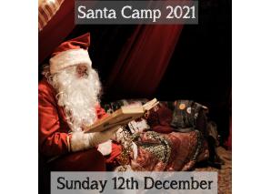 Santa Camp Sunday 12th December