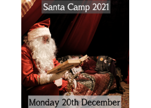 Santa Camp Monday 20th December