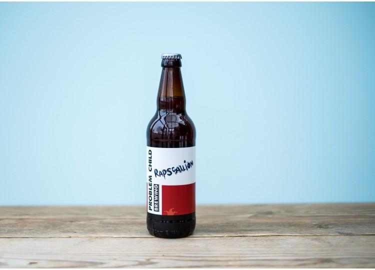Rapscallion - Deep Mahogany Best Bitter 4.2% 500ml Bottle