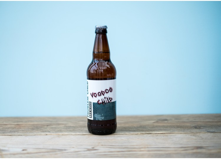 Voodoo Child  - Ghostly Pale Ale - 4% 500ml Bottle