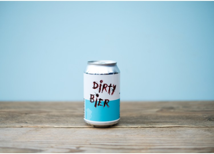 Dirty Bier - Bavarian Style Lager - 5% - 330ml ** From £2.09 **