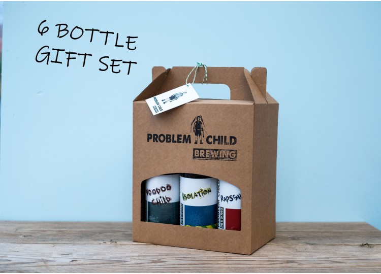 6 Bottle Gift Set - Pick n Mix