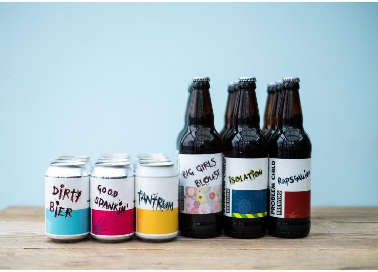 9 Bottles & 12 Can Set - Pick n Mix
