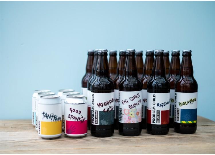 12 Bottles & 6 Can Set - Pick n Mix