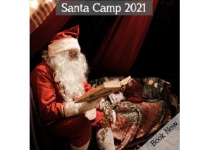Santa Camp Wednesday 8th December